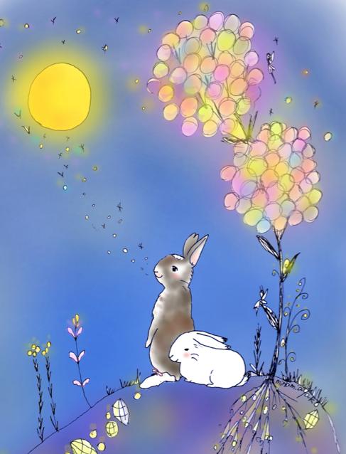 ayako's rabbits